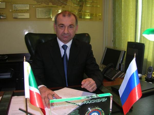 Эскерханов М.З.