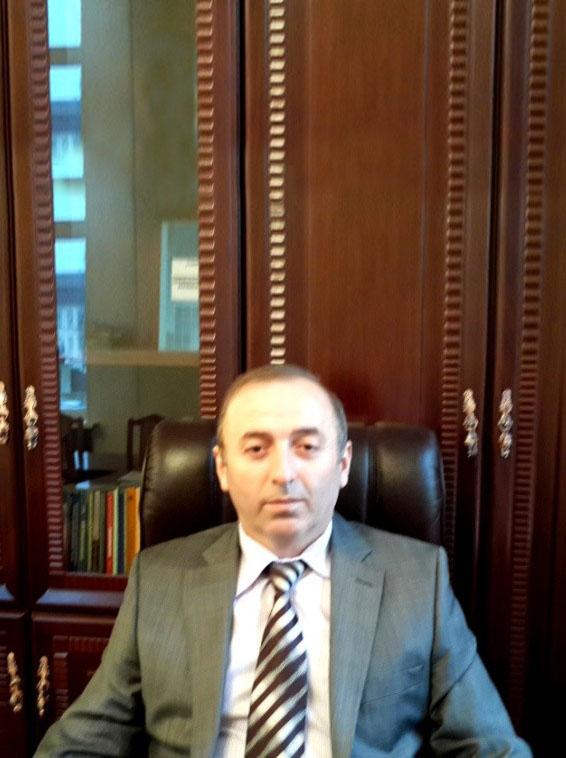 Хасиханов Магамед Саидбекович