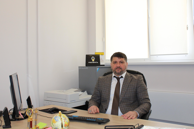 Богатырев Тамирлан Султанович