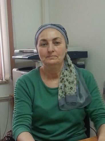 Арцаева Марха Хаджиевна