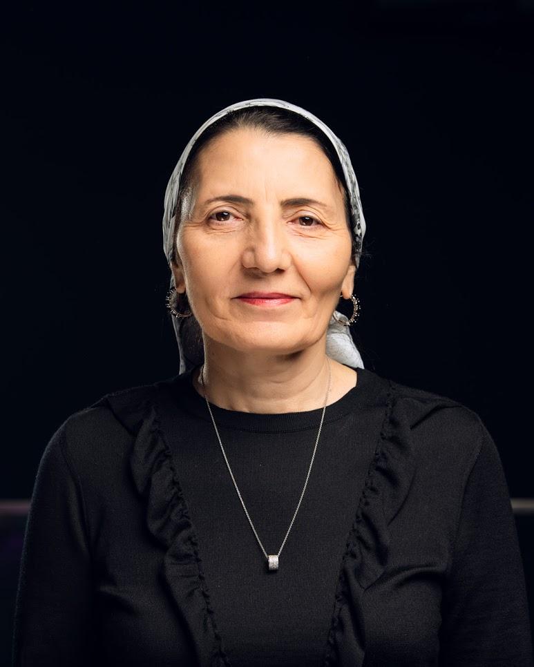 Alisultanova Esmira Dokuyevna